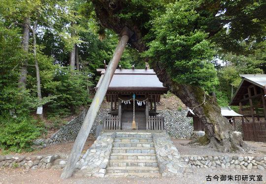千ヶ瀬神社神明社