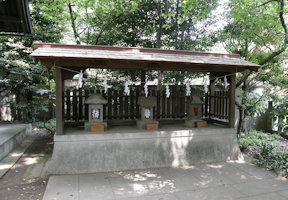 御嶽神社・祓戸神社・疱瘡神社