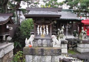 八幡八雲神社恵比須大国社
