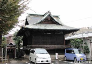八幡八雲神社神楽殿