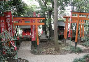 三徳社・要町稲荷社