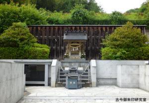 稲足神社御霊殿