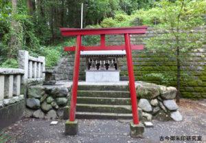 正一位岩走神社稲荷神社