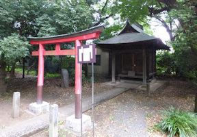 福徳稲荷神社・諏訪神社