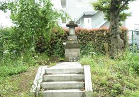 水神社(旧社地)