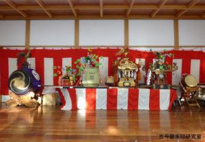 大蔵春日神社神輿