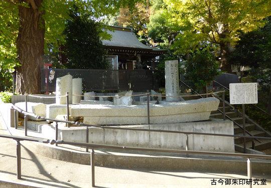 大蔵春日神社大正12年奉納の鳥居