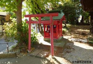 大蔵春日神社稲荷社