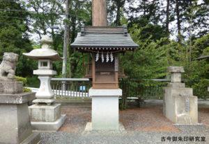 勝沼神社靖国社