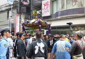 子安祇園祭