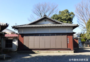 熊川神社神楽殿