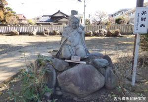 熊川神社弁財天