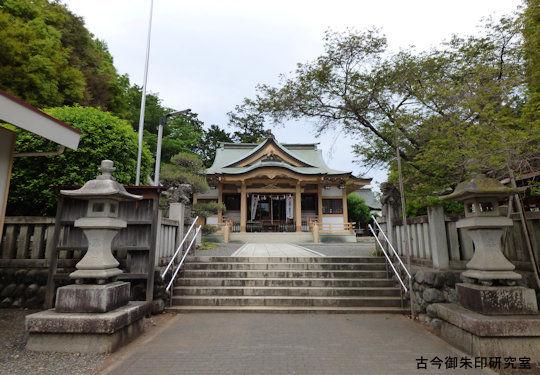 新町御嶽神社