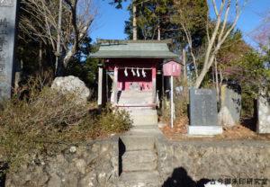 武蔵御嶽神社稲荷社