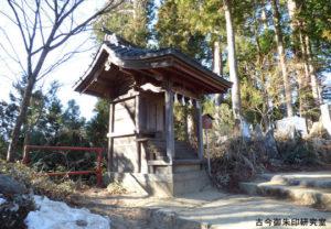 武蔵御嶽神社北野社