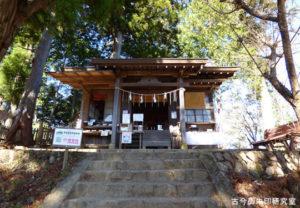 武蔵御嶽神社産安社