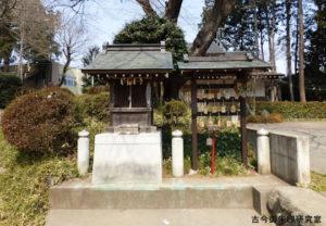 二宮神社荒波々伎神社