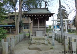 二宮神社諏訪神社