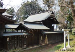二宮神社本殿