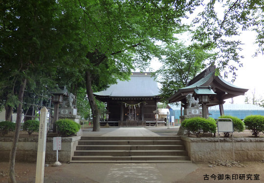 お伊勢の森神明社