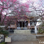福生神明社拝殿