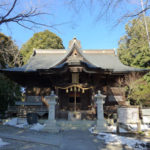 住吉神社(青梅)