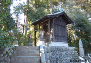 住吉神社(青梅)稲荷神社