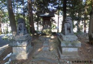 住吉神社(青梅)天神社