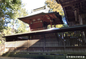 住吉神社(青梅)本殿