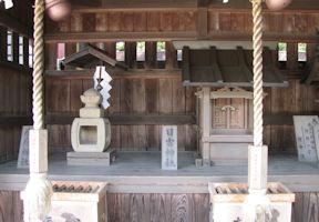 疱瘡神社・日吉神社