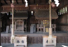 金刀比羅神社・浅間神社