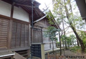 玉川神社本殿