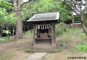 谷保天満宮第六天神社