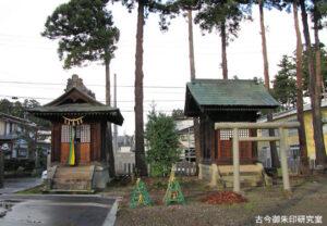 西宮神社・諏訪神社