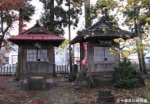 三峯神社・菅原神社