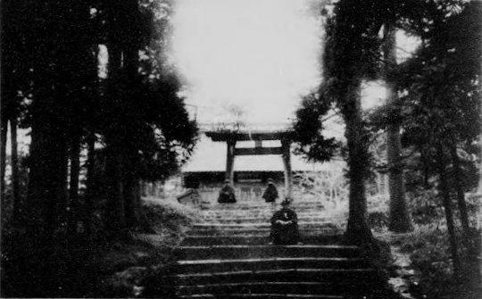 居多神社古写真