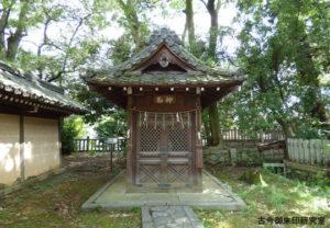今宮神社神馬舎