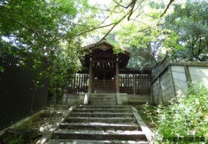 今宮神社月読社