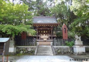 今宮神社織姫社