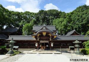 今宮神社本殿