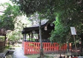 賀茂山口神社