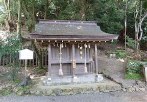三宮社・四大神社