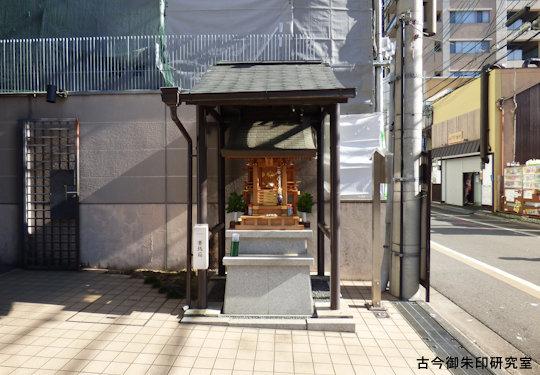 悪王子社(元悪王子町)