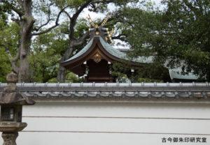南宮神社本殿