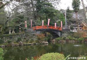 伊太祁曽神社太鼓橋