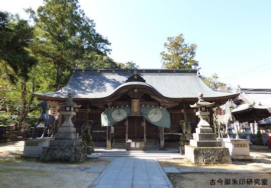 一宮神社(徳島)