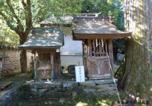 一宮神社(徳島)宗像神社・若宮神社