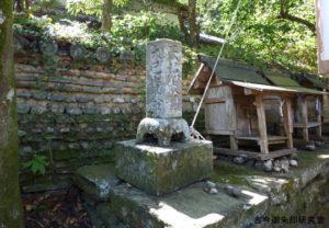 一宮神社(徳島)地神社(社日)