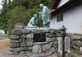 弘法大師と衛門三郎