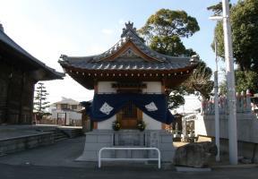 道隆公御廟